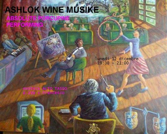 ASHLOK WINE MUSIKE