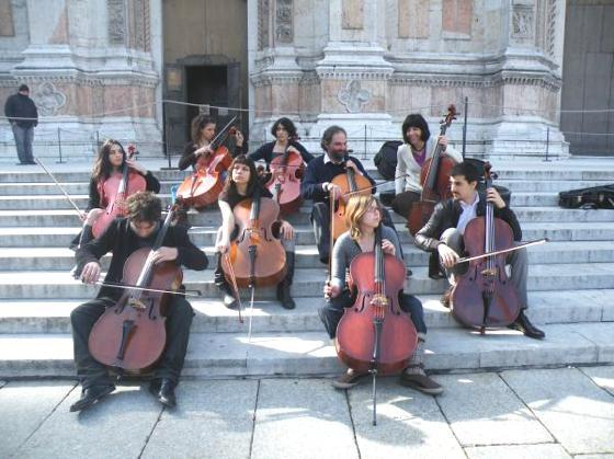 BOLOGNA CELLO PROJECT LIVE