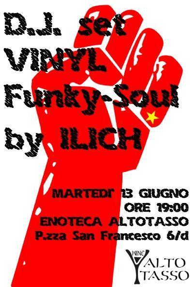 DJ Set Vinyl Funky-Soul by ILICH