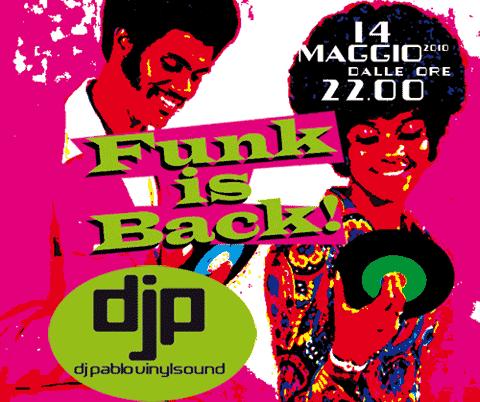 Funk is Back