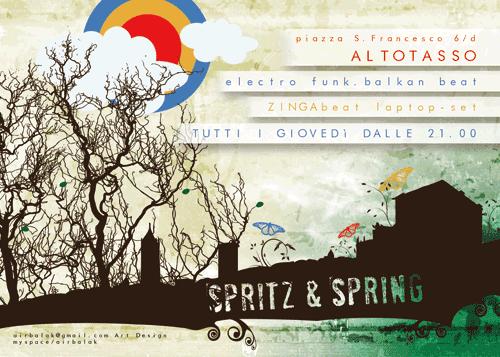 SPRITZ AND SPRING DJ Set