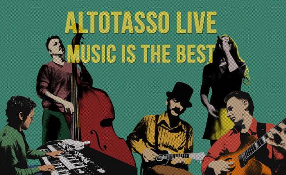 ALTOTASSO LIVE