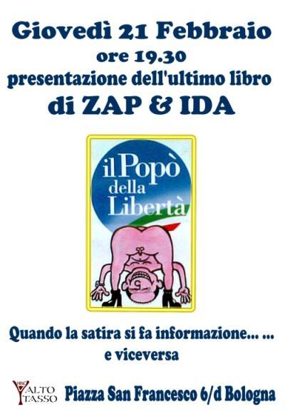 Il Popò della Libertà - Zap e Ida