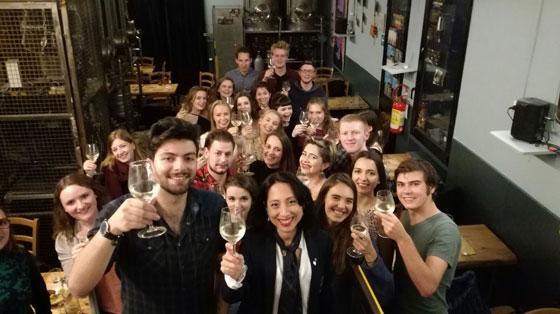 Wine Tasting con Erasmusland